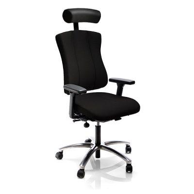 Bureaustoel voor lange mensen en benen