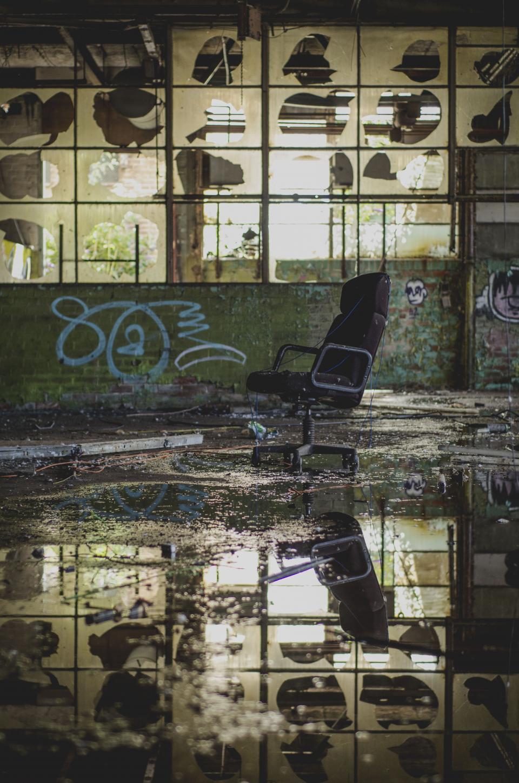 Oude bureaustoel via ons afvoeren?