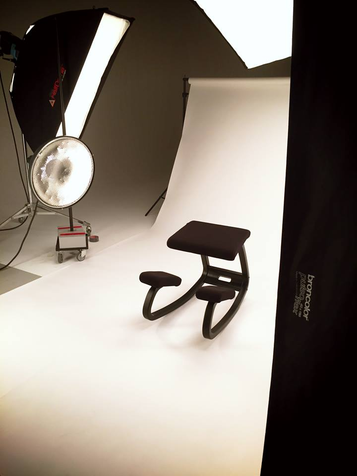 Wat is een Varier stokke knie balans stoel?