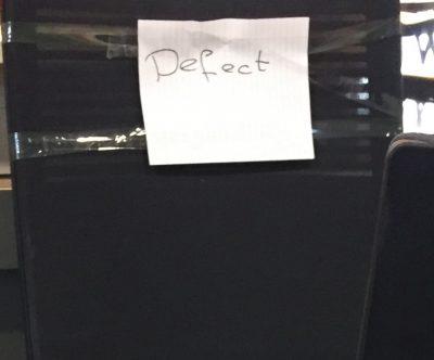 Duurzame afvoer bureaustoel?